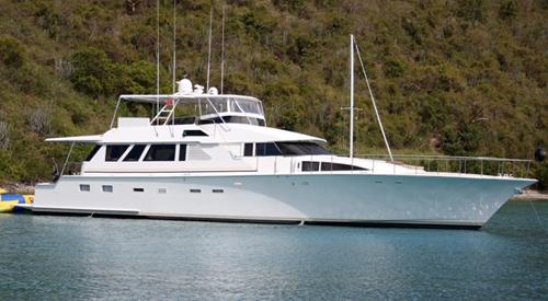 Motor Yacht Panache