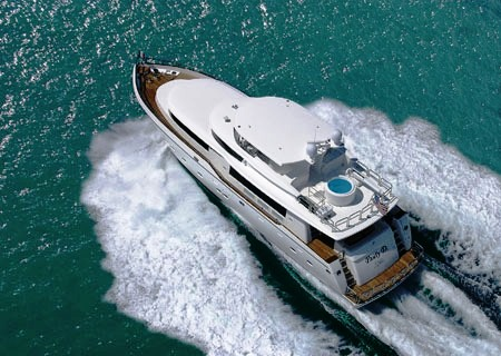 Motor Yacht Clarity (ex Pauly D)