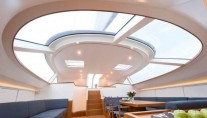 Performance cruiser yacht GOF -  a Baltic 83 - Interior
