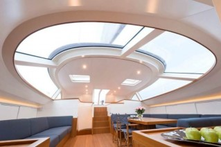 Performance cruiser yacht GOF -  a Baltic 83 - Interior .png