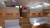 Perini Navi Yacht XNOI -   Salon Forward Media and office