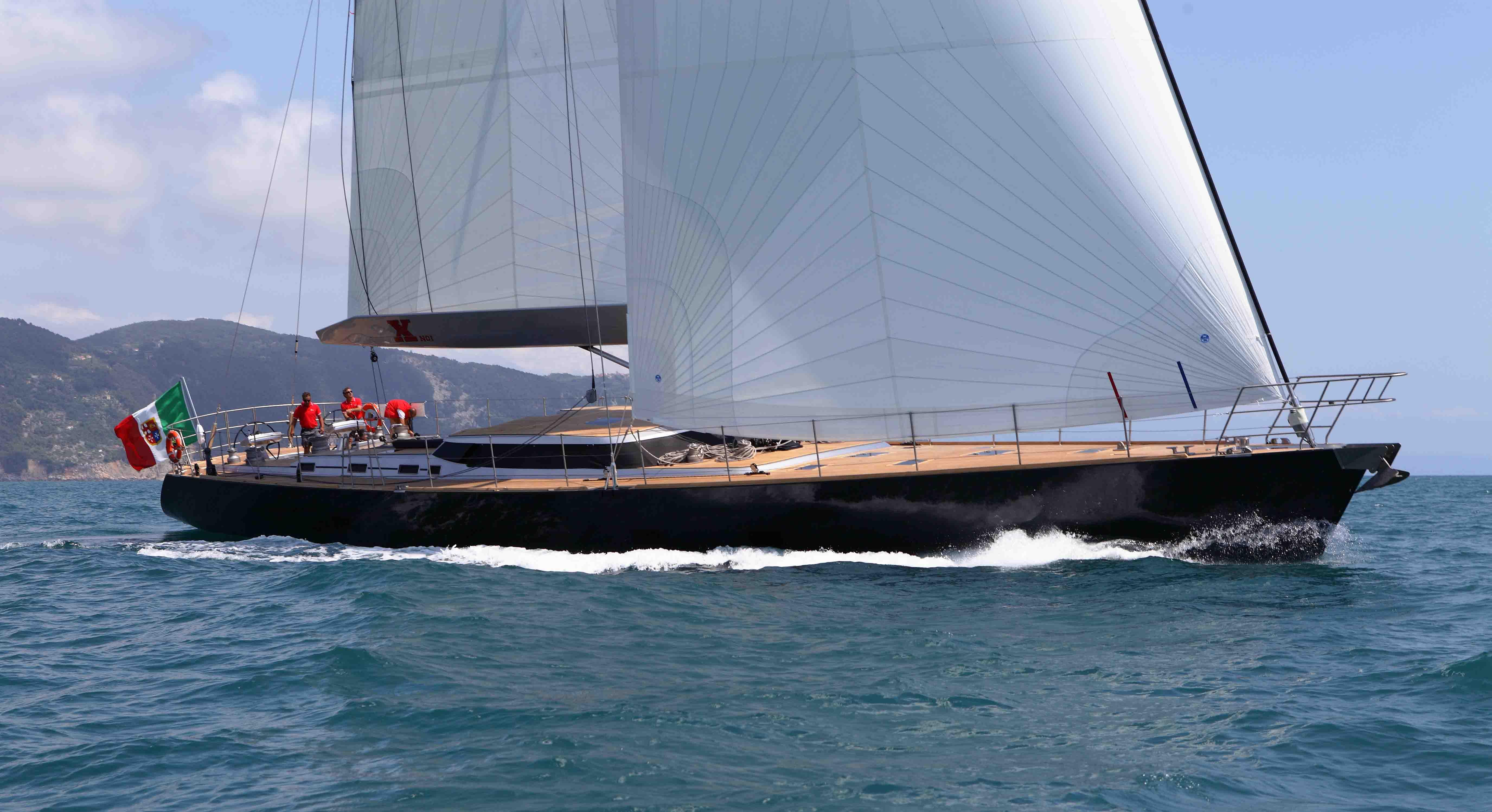 Sailing Yacht Xnoi Perini Navi Superyacht