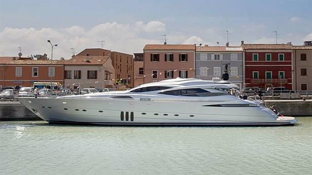 Pershing 115 Hull 10 Yacht