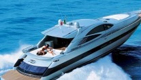 Pershing Yacht SILVER SEA - Main