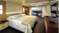 Petrus II superyacht - Stateroom Photo credit Thierry Ameller-001