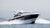 Phantom Luxury Charter Yacht