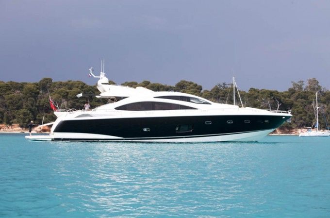 Luxury Motor Yacht PANTO (Ex PHANTOM)