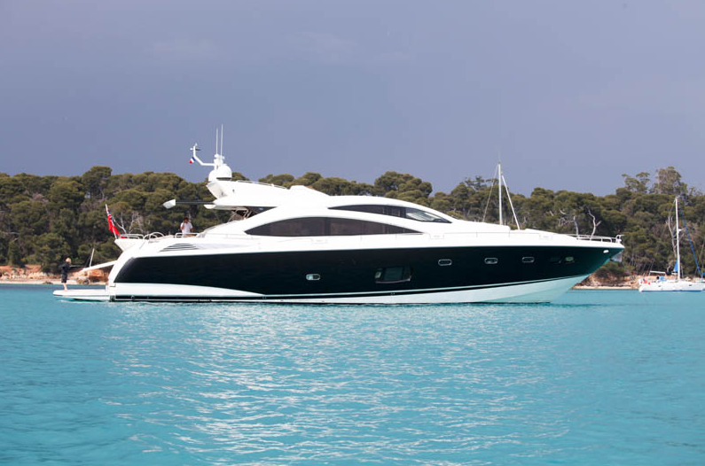 Yacht Luxury Panto Sunseeker 86 Charterworld Luxury