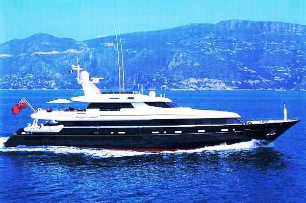 Motor Yacht 'Philosopy'