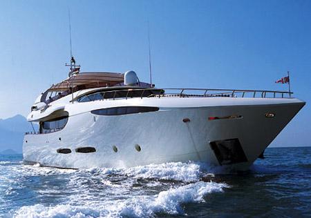 Motor Yacht 'Phoenix'