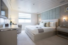 Polar Star guest suite - Photo by Stuart Pearce