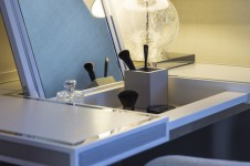 Polar Star vanity desk - Photo  Stuart Pearce