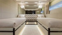 Polaris Yacht - Twin Cabin