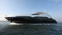 Predator 115 superyacht by Sunseeker