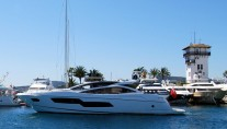 Predator 80 superyacht SKYFALL delivered by Sunseeker Germany