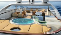 Prima Yacht by Palumbo - a Columbus 177 Yacht - Spa Pool