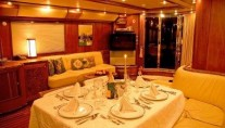 Princess Anna Dukaj Interior Dining