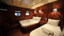 Princess Karia II -  Twin Cabin