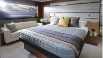 Princess Yacht S72 - Master Stateroom