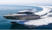 Princess luxury yacht S72-001