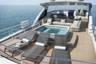 Princess-30M-Flybridge-superyacht-Image-courtesy-of-Princess-Yachts-