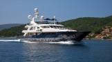 Luxury motor yacht 'JO'