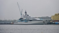 Project Jupiter by Lurssen and H2 Yacht Design