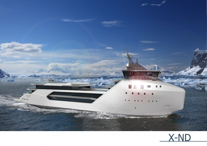 82m Expedition Superyacht Project KILKEA