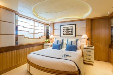 QM OF LONDON yacht - Starboard aft suite