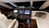 Queen Ekatierina yacht-Helm-station-001