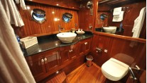 Queen of Datca - Forward Master Ensuite