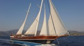 Sailing yacht Queen of Datca