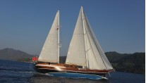 Queen of Datca - Sailing
