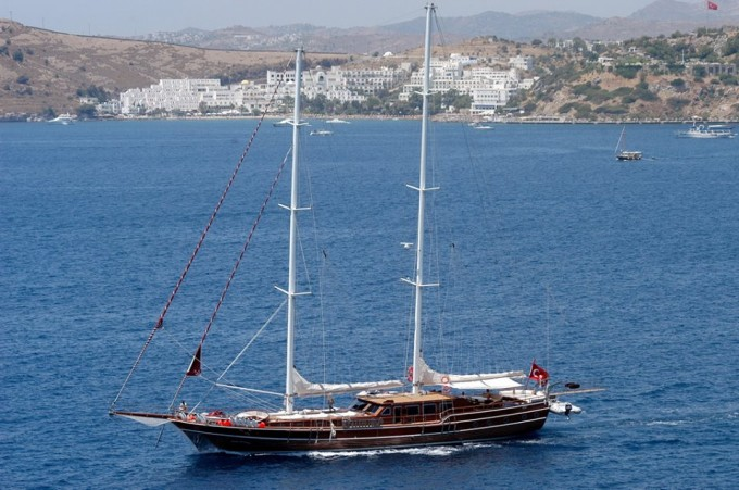 Sailing Yacht QUEEN OF KARIA