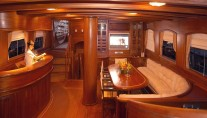 Queen of Karia superyacht - Interior