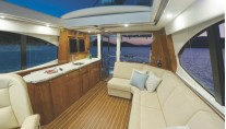 R75 Yacht - Flybridge Sunroof