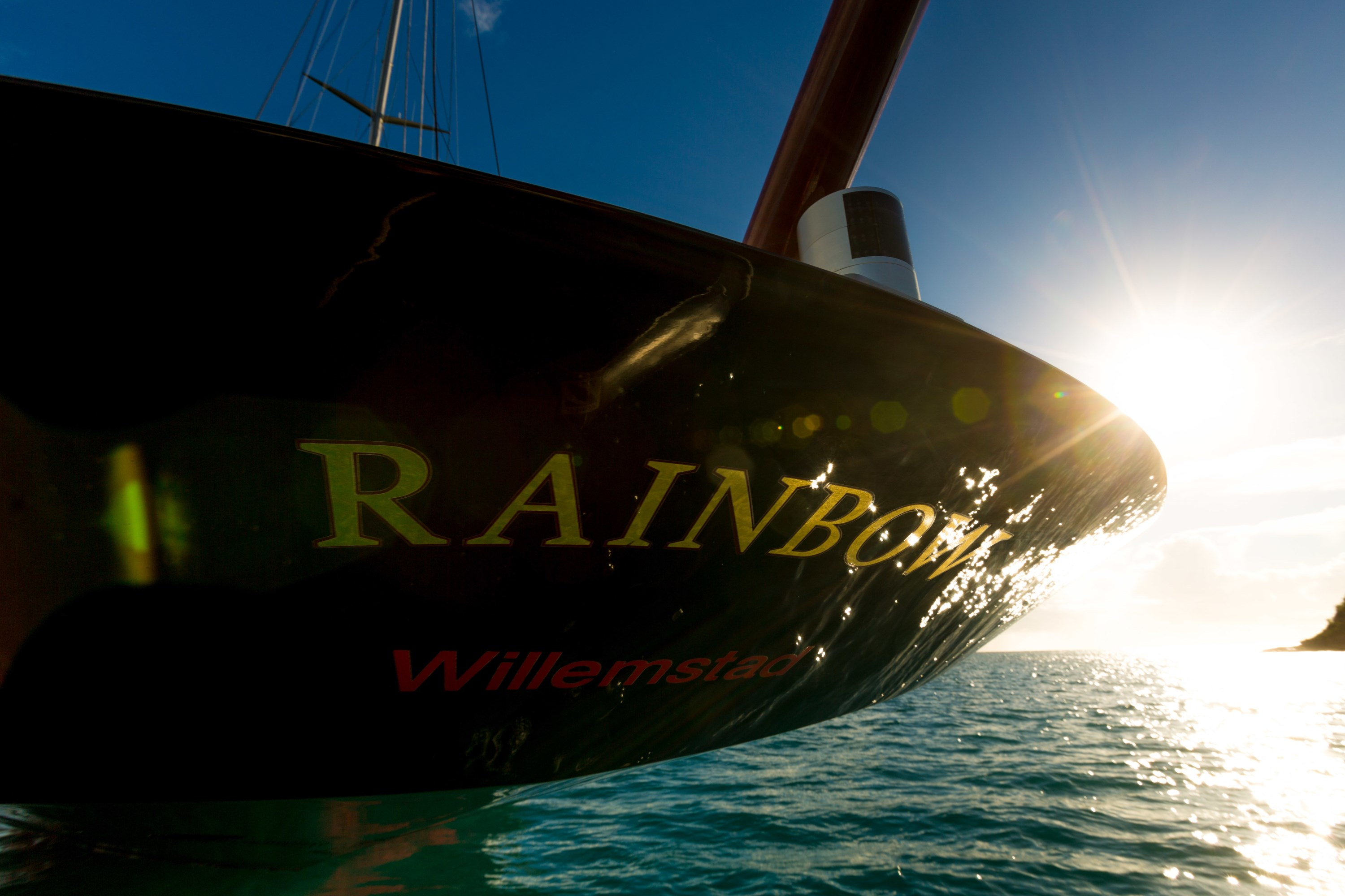 RAINBOW - Stern – Luxury Yacht Browser | by CHARTERWORLD ... Rainbow Charter