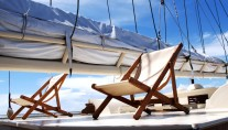 RAJA LAUT Deck Chairs