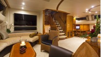 REE Starboard Salon Lounge