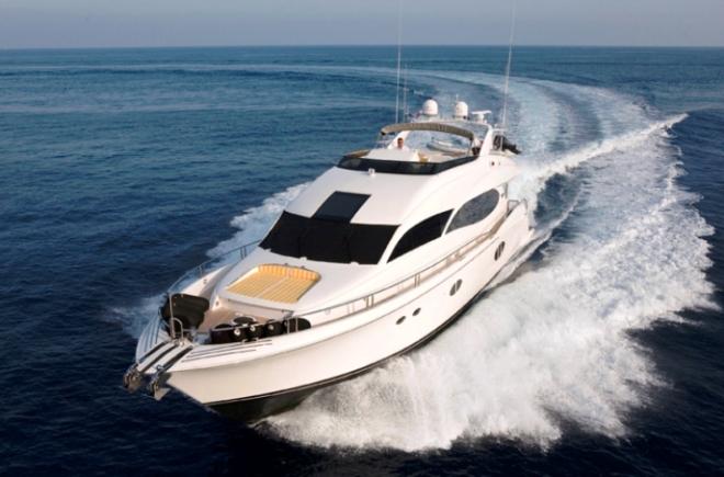 REEGES DREAM Yacht Charter Details Lazzara