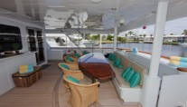 RELENTLESS - Main aft deck