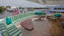 RELENTLESS - Upper aft deck