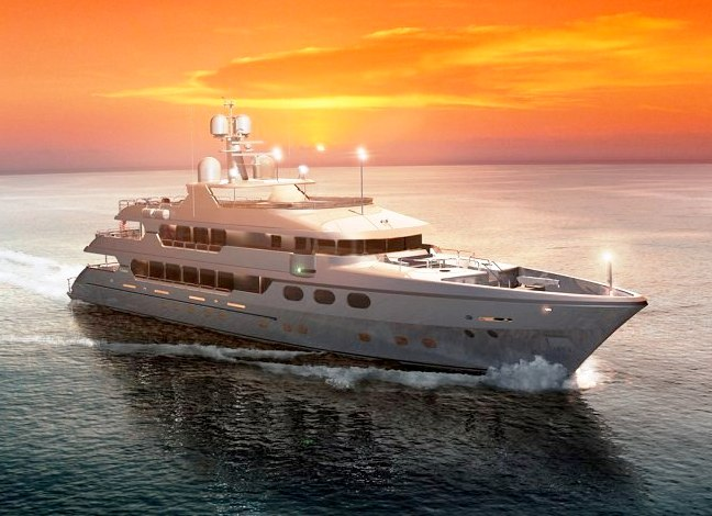 Motor Yacht�REMEMBER WHEN