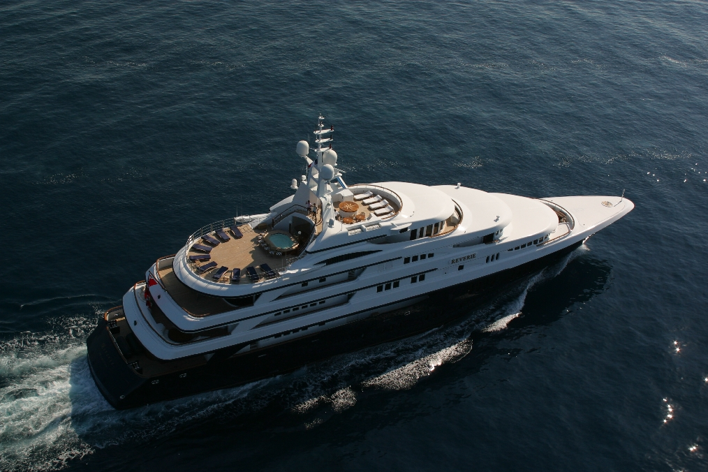 Home > Luxury Yacht Gallery Browser > Benetti Image Gallery