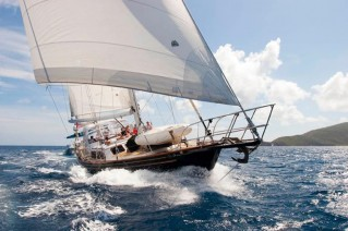 RHAPSODY - Sailing the BVI