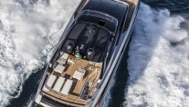 RIVA100 Corsaro top view