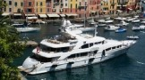 Luxury yacht ROMANZA