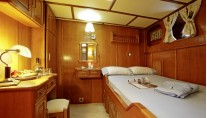 ROTA II yacht - accommodation