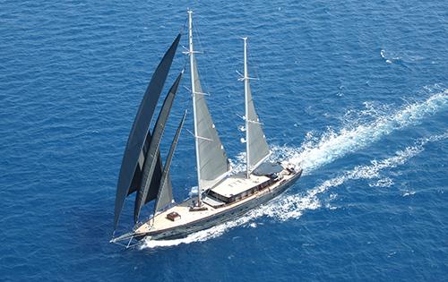 ROX STAR - Sailing