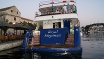 ROYAL ELEGANZA -   Aft View